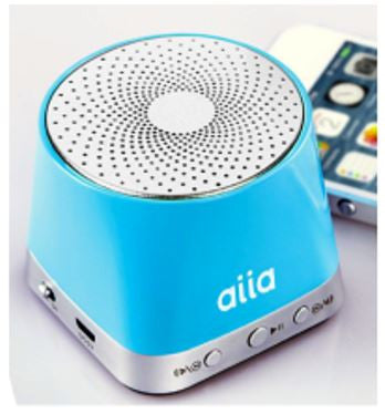 Wireless Speaker + Speakerphone