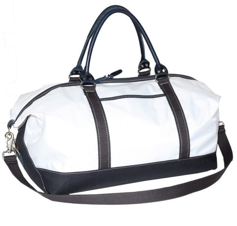 Sailcloth Nautical Duffle