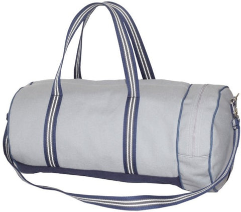 Classic Duffle with Side Pockets