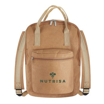 Eco - Washable Paper Backpack