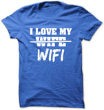 I Love My Wife Wifi