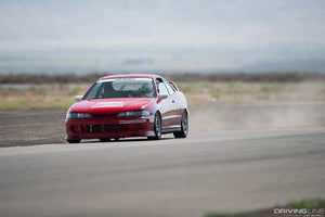 Driving Line Coverage of Vtec Club S. 3 Rd. 5