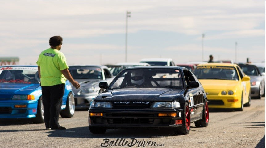 Battle Driven Coverage of Vtec Club S.4 Rd.4