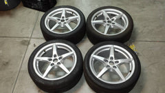 Borbet FS Wheels +40 114.3 PCD