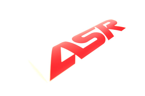 ASR Decal