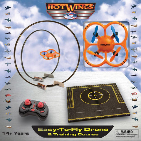 Easy-To-Fly Drone + Training Course
