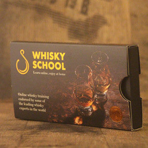 Whisky School - I want to know Whisky