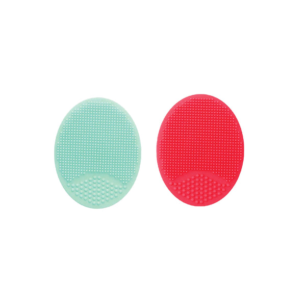 2 Silicone Cleansing Pads - ZOË AYLA