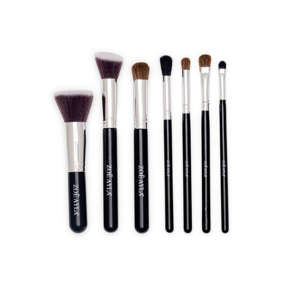 7 Piece Professional Brush Set