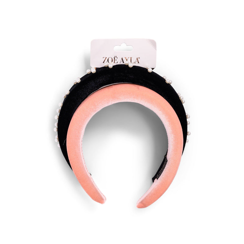 2-Pack Oversized Headbands - ZOË AYLA