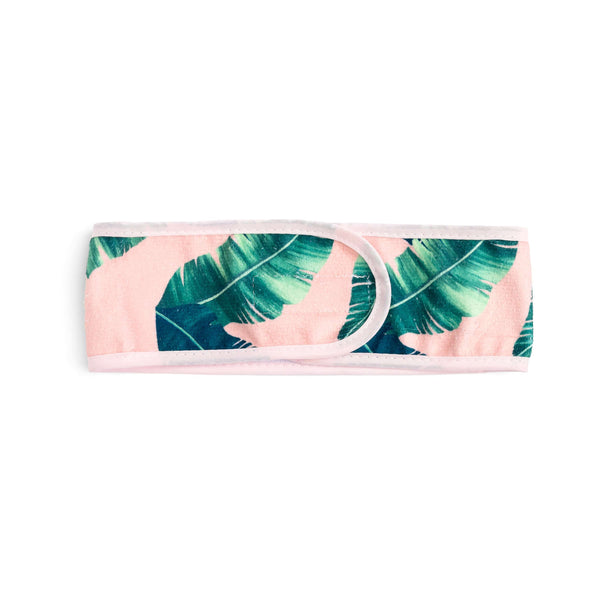 Tropical Hair Towel Headband-zoeayla.