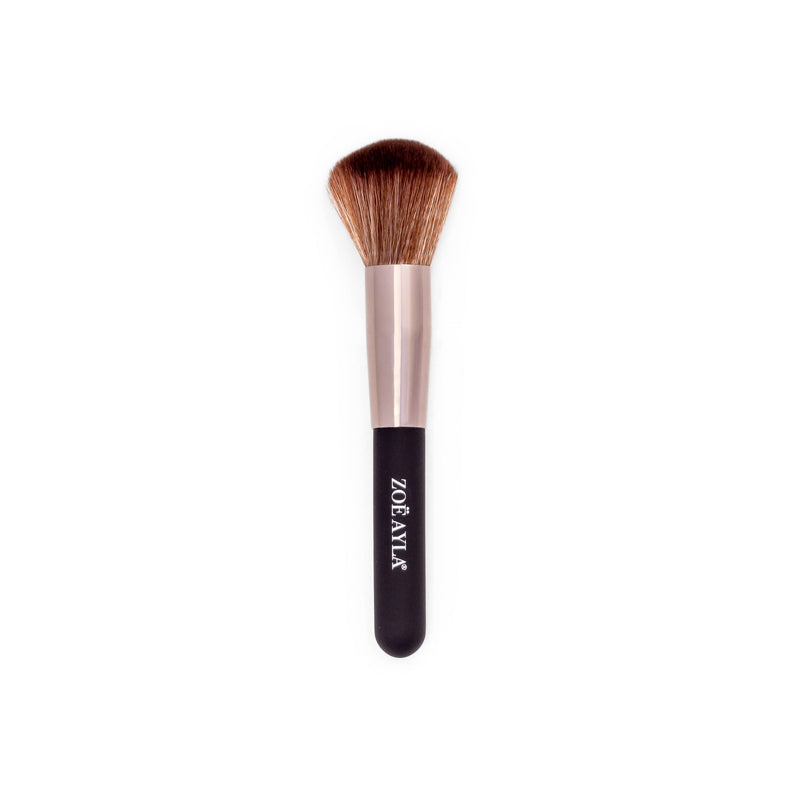 Powder Makeup Brush - Soft-Touch Handle Collection - ZOË AYLA
