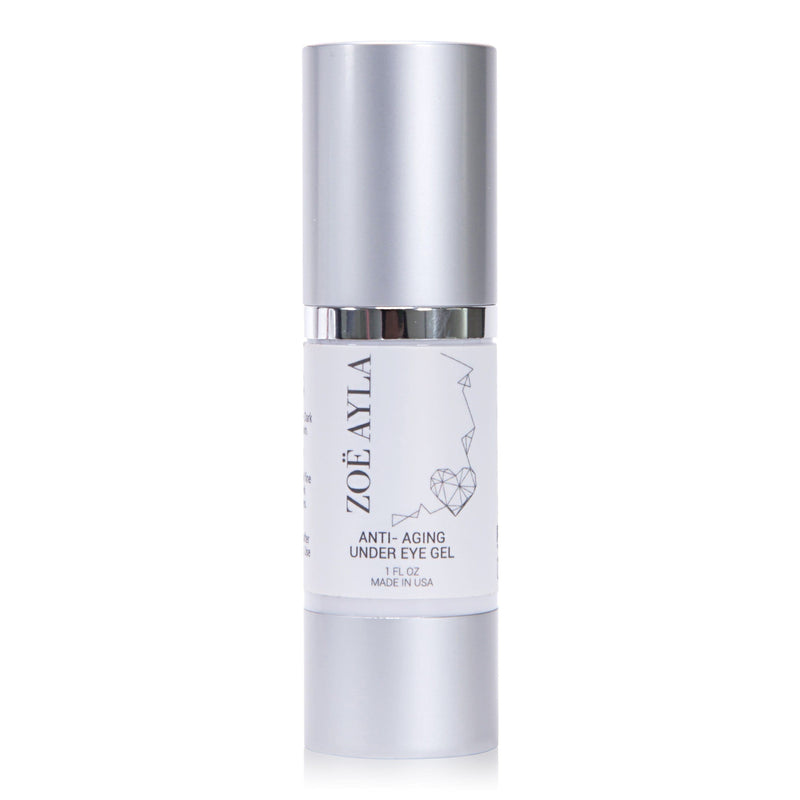 Premium Anti-Aging Under Eye Gel