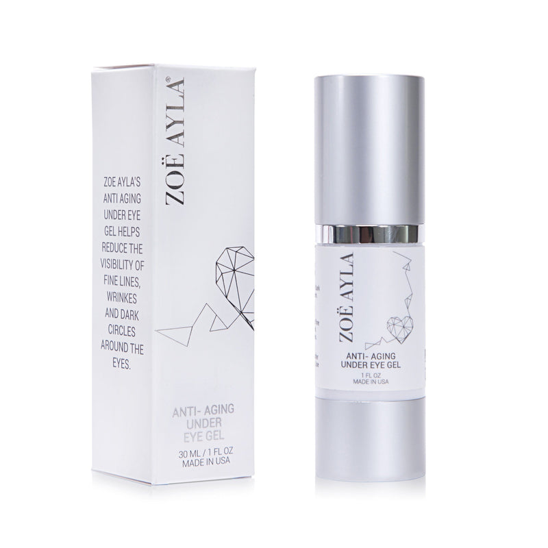 Premium Anti-Aging Under Eye Gel - ZOË AYLA