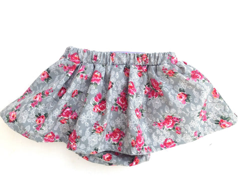 Nappy cover- skirt/tulle skirt/frilly bum