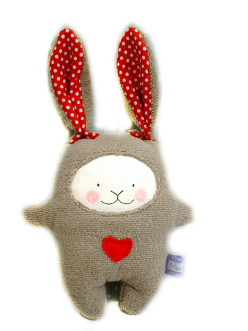 Toy Bunnies- various fabrics