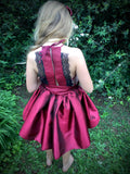 Flowergirl/ Christmas/ Special Occasion Dress set- various fabrics