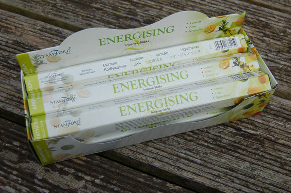 Energising Incense Sticks - Harmony Wild - 2