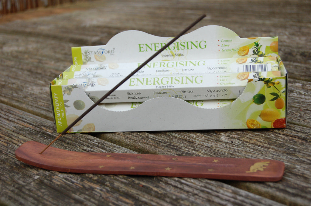 Energising Incense Sticks - Harmony Wild - 1