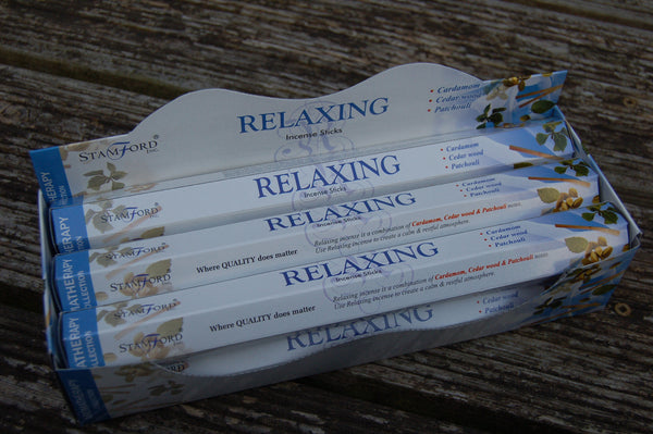 Relaxing Incense Sticks - Peace, Love & Hippie Vibes - 2