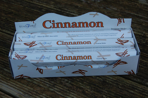 Cinnamon Incense Sticks - Harmony Wild - 2