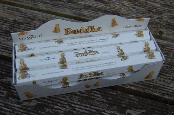 Buddha Incense Sticks - Harmony Wild - 2