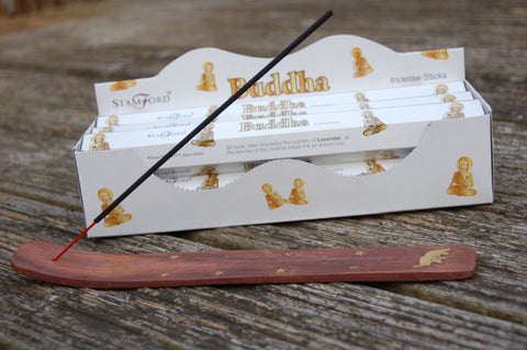 Buddha Incense Sticks - Harmony Wild - 1
