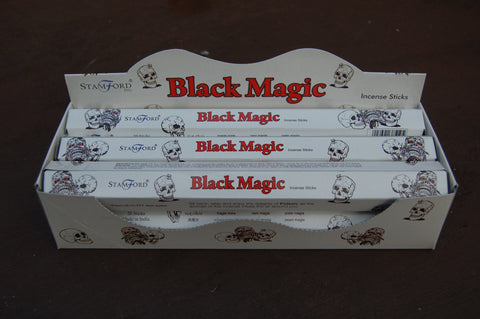 Black Magic Incense Sticks - Harmony Wild
