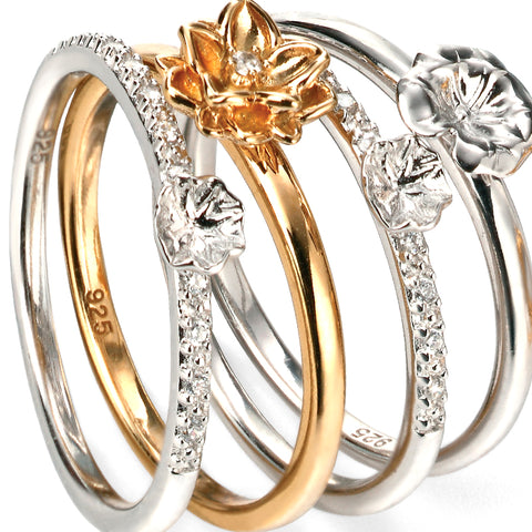 What Are the Problems of Wearing Different Types of Ring Together?