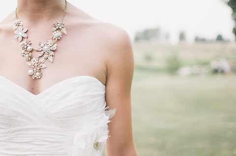 How To Use Jewellery To Wow Them On Your Wedding Day