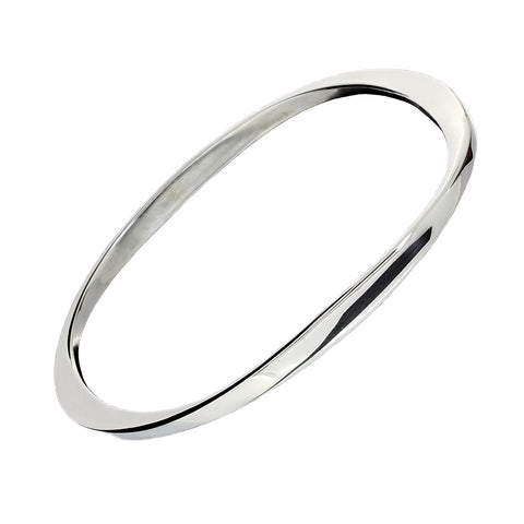 Rounded Square Bangle from the Bangles collection at Argenteus Jewellery