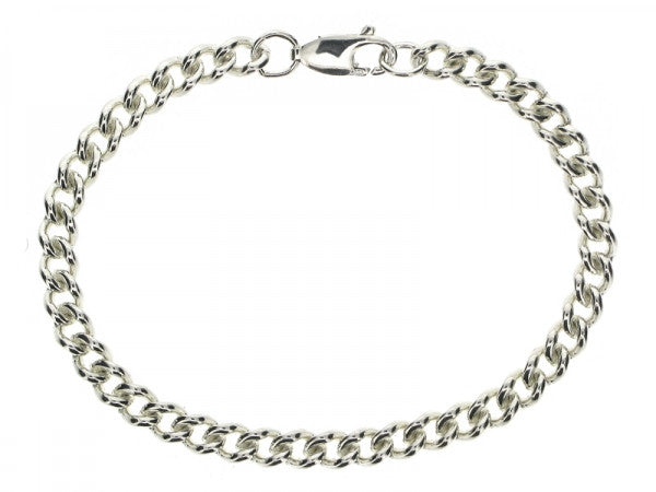 Chain - Curb 5.03mm Open Link from the Chain collection at Argenteus Jewellery
