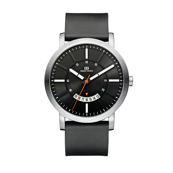 Danish Design Men's Watch IQ13Q1046 Black And White from the Watches collection at Argenteus Jewellery