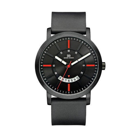 Danish Design Men's Watch IQ24Q1046 Black And Red
