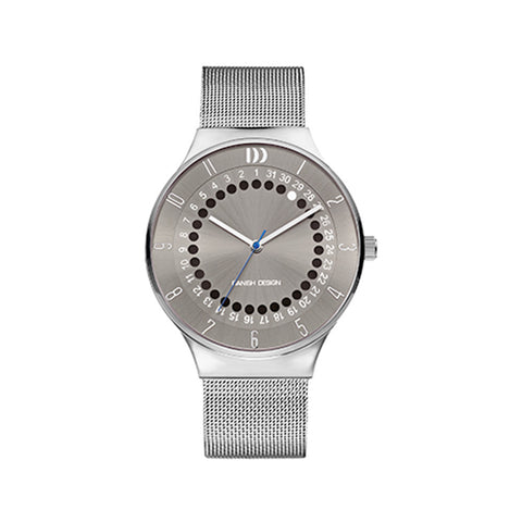Danish Design Men's Watch IQ69Q1050 Grey And Steel from the Watches collection at Argenteus Jewellery
