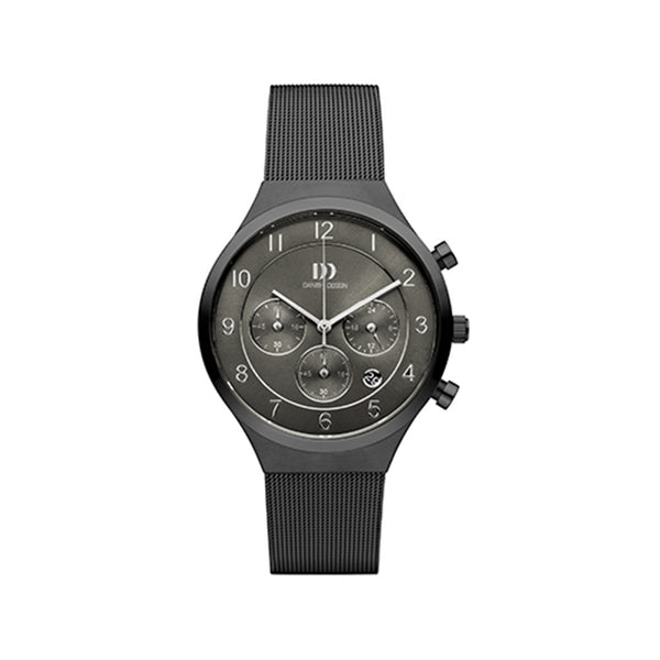 Danish Design Men's Watch IQ64Q1113 Black from the Watches collection at Argenteus Jewellery