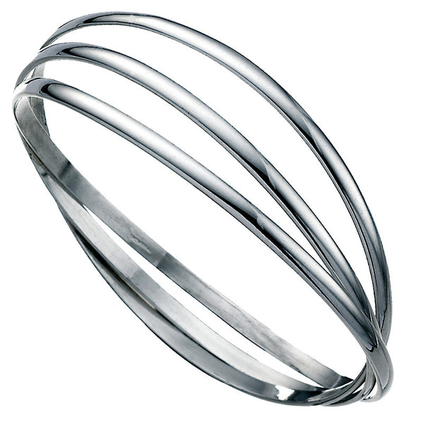 Trio Bangles from the Bangles collection at Argenteus Jewellery