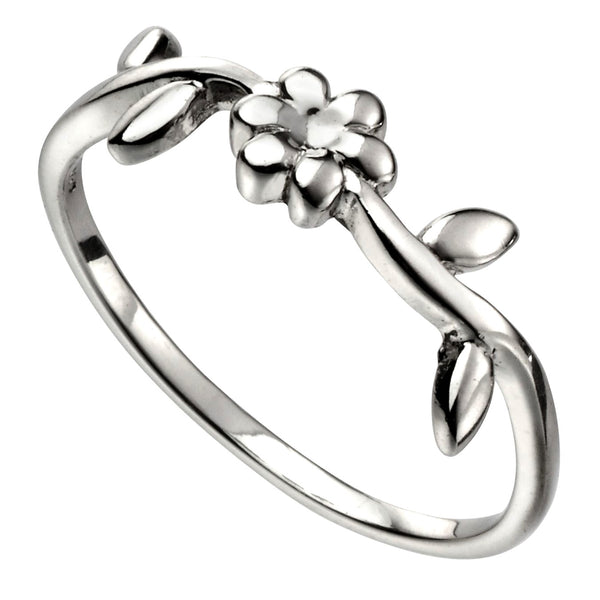 Flowers Ring from the Rings collection at Argenteus Jewellery