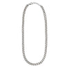 Oval Bead Necklace from the Necklaces collection at Argenteus Jewellery