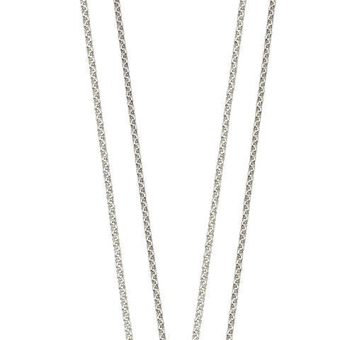 Chain - Trace Long Length from the Chain collection at Argenteus Jewellery