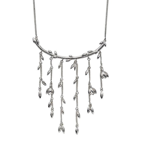 Blossom Vines Necklace from the Necklaces collection at Argenteus Jewellery