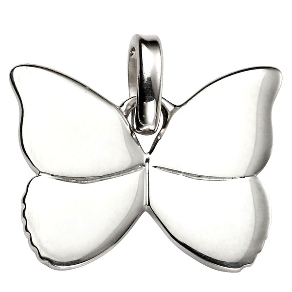 Butterfly Pendant Necklace from the Necklaces collection at Argenteus Jewellery