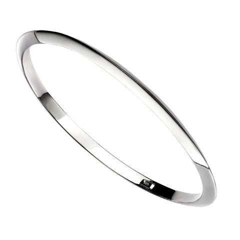 Taper Fine Bangle from the Bangles collection at Argenteus Jewellery