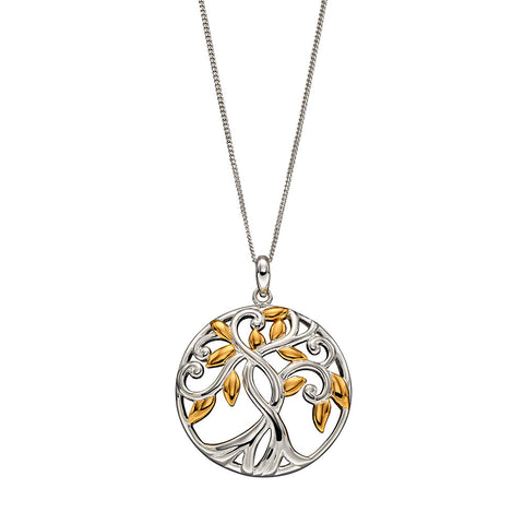 Tree of Life Necklace from the Necklaces collection at Argenteus Jewellery