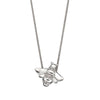 Bee Crystal Necklace from the Necklaces collection at Argenteus Jewellery
