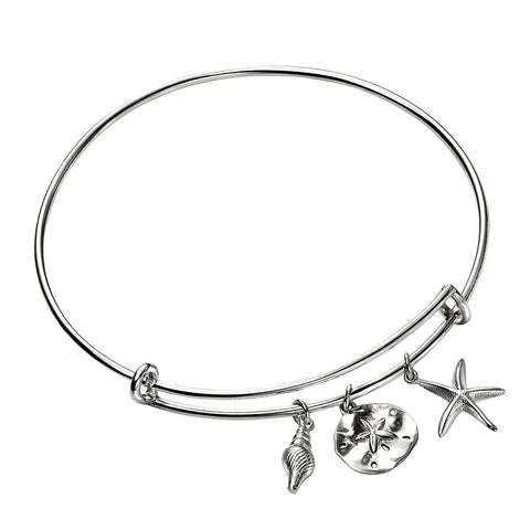 Seaside Charm Bangle