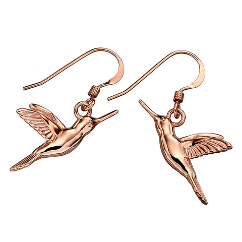Hummingbird Earrings from the Earrings collection at Argenteus Jewellery