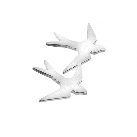Swift Stud Earrings from the Earrings collection at Argenteus Jewellery