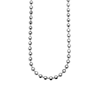Virtue Keepsake Bead Chain 76cm from the Necklaces collection at Argenteus Jewellery