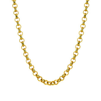 Virtue Keepsake Belcher Chain 45cm - Yellow Gold Plate